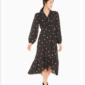 Kate Spade Bakery Dot Wrap Dress